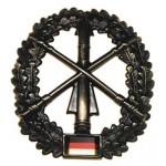 """MFH - 36021D BW Barettabzeichen, """"Heeresflugabwehr"""", Metall"""