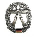 """MFH - 36021X BW Barettabzeichen, """"Luftwaffensich."""", Metall"""