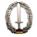 """MFH - 36021Y BW Barettabzeichen, """"KSK"""", Metall"""