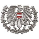 MFH - 36036 Österr. BH Schirmmützen- abzeichen, Heer, neuwertig