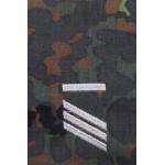 MFH - 36101G BW Rangschlaufen,Hauptgefr.UA, flecktarn, silber bestickt