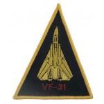 """MFH - 36301C Stickabzeichen, """"VF-31 TOMMCATTERS"""""""