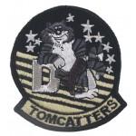 """MFH - 36301D Stickabzeichen, """"VF-31 TOMMCATTERS"""""""