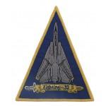 """MFH - 36302B Stickabzeichen, """"VF-32 SWORDSMAN"""""""