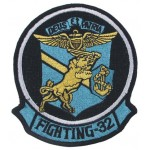 """MFH - 36302D Stickabzeichen, """"VF-32 SWORDSMAN"""""""