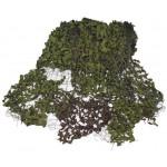 MFH - 627825 Britisches Tarnnetz, oliv, gebraucht, geschnitten, Gr. 4 x 4 m