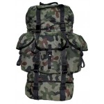MFH - 630388 Polnischer Rucksack, WZ 97, tarn, neuwertig