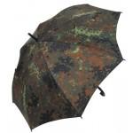MFH 37403V Regenschirm, flecktarn, Durchmesser 1,05 m