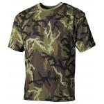 MFH - 00103J US T-Shirt, halbarm, M 95 CZ tarn, 160g/m²