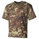 MFH - 00103L US T-Shirt, halbarm, vegetato, 160g/m²