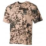 MFH - 00103Y BW T-Shirt, halbarm, BW tropentarn, 160g/m²
