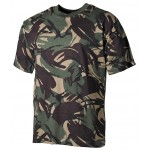 MFH - 00104G T-Shirt, halbarm, DPM tarn, 170g/m²
