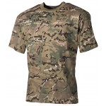 MFH - 00104X US T-Shirt, halbarm, operation-camo, 170g/m²