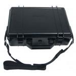 MFH - 27161 Box, Kunststoff, wasserdicht, 39x29x12 cm, schwarz