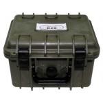 MFH - 27163 Box, Kunststoff, wasserdicht, 26,7x23,9x17,6 cm, oliv