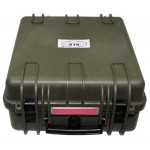 MFH - 27164 Box, Kunststoff, wasserdicht, 36x41,9x19,5 cm, oliv