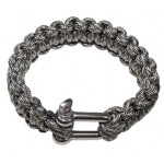 "MFH - 28183Q Armband, ""Paracord"", AT-digi., Metallverschluss, Breite 2,3cm"