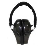 MFH - 28703B Kapselgehörschutz, klappbar, Universal, oliv