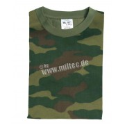 MIL-TEC - 11012047 T-SHIRT RUSSIAN-WOODLAND - LAGERWARE