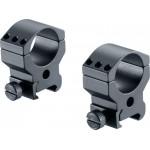 UMAREX 2.1559 - Walther Montage Ringe Med 30mm Durchmesser für 22mm-Schiene PRS