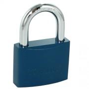 CUFF LOCK - CLOKBLUE Vorhängeschloss Padlock für Handschellen-Schlüssel blau