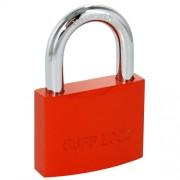 CUFF LOCK - CLOKORANGE Vorhängeschloss Padlock für Handschellen-Schlüssel orange