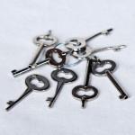 KEL-MET - Ersatzschlüssel Handschellen-Schlüssel
